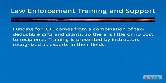 Law Enforcement Training 3